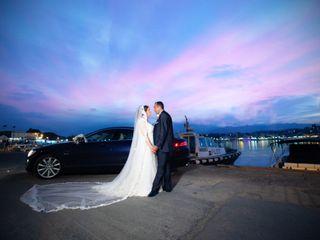 Le nozze di Carmelo e Cosima