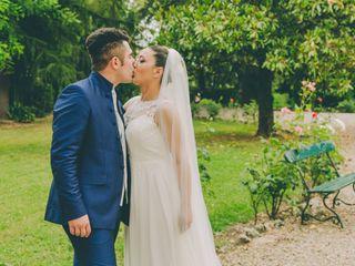 Le nozze di Monica e Domenico