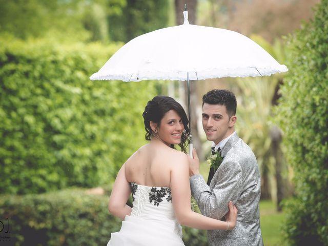 le nozze di Ilaria e Gionatan