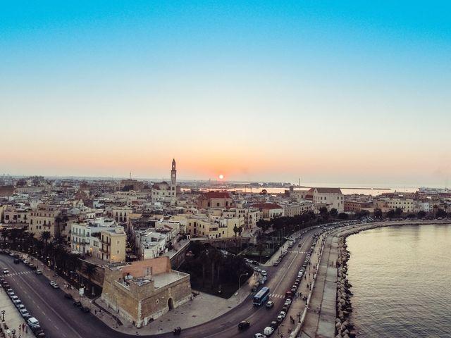 Il matrimonio di Pietro e Valentina a Bari, Bari 1