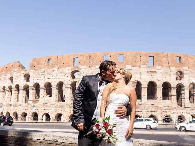 le nozze di Rosanna e Adriano