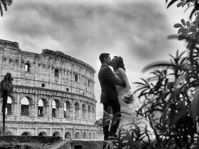 Il matrimonio di Matteo e Alessia a Roma, Roma 13