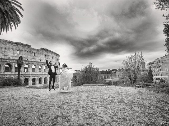 Il matrimonio di Matteo e Alessia a Roma, Roma 15