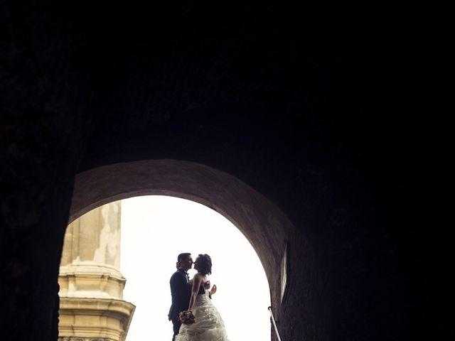 Il matrimonio di Matteo e Alessia a Roma, Roma 2