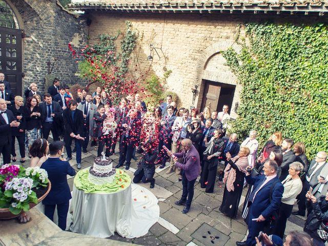 Il matrimonio di Matteo e Alessia a Roma, Roma 22