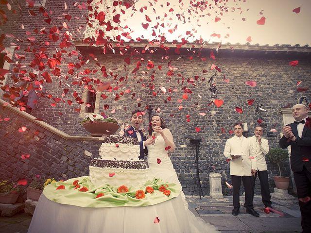 Il matrimonio di Matteo e Alessia a Roma, Roma 23