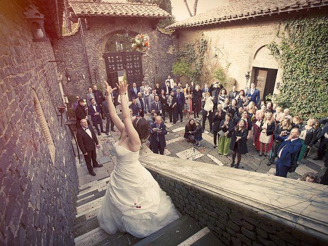 Il matrimonio di Matteo e Alessia a Roma, Roma 24
