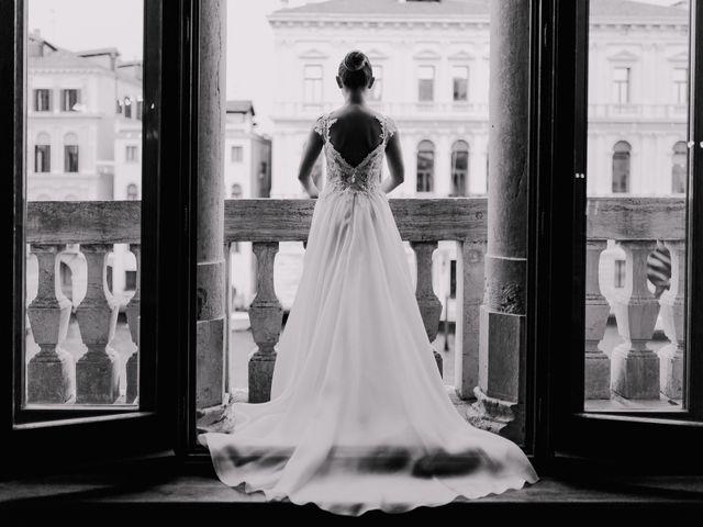 Il matrimonio di Enrico e Chiara a Venezia, Venezia 1