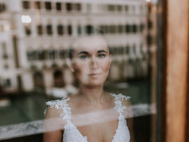 Il matrimonio di Enrico e Chiara a Venezia, Venezia 9