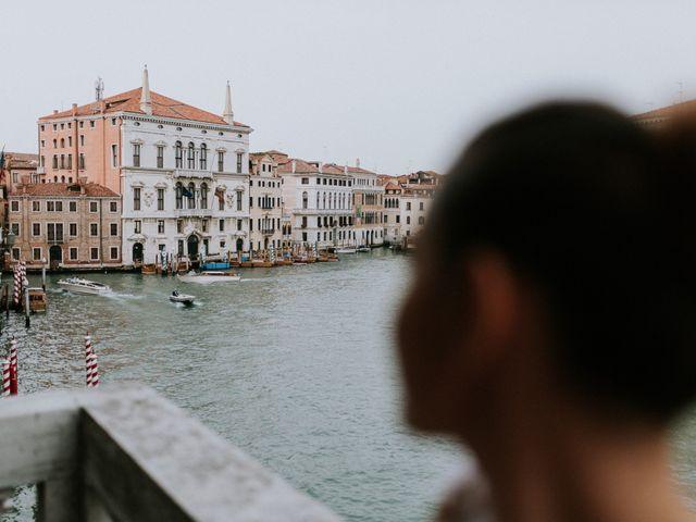 Il matrimonio di Enrico e Chiara a Venezia, Venezia 10