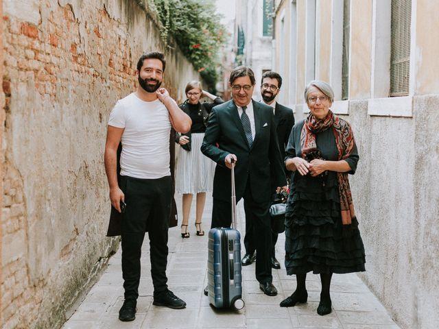 Il matrimonio di Enrico e Chiara a Venezia, Venezia 11