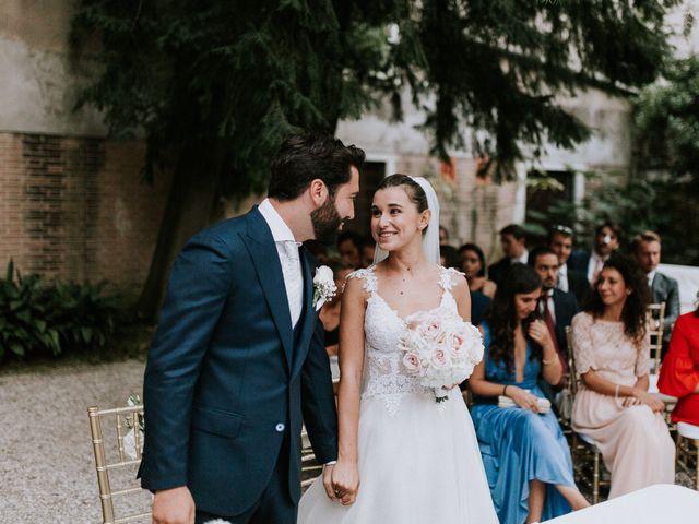 Il matrimonio di Enrico e Chiara a Venezia, Venezia 15