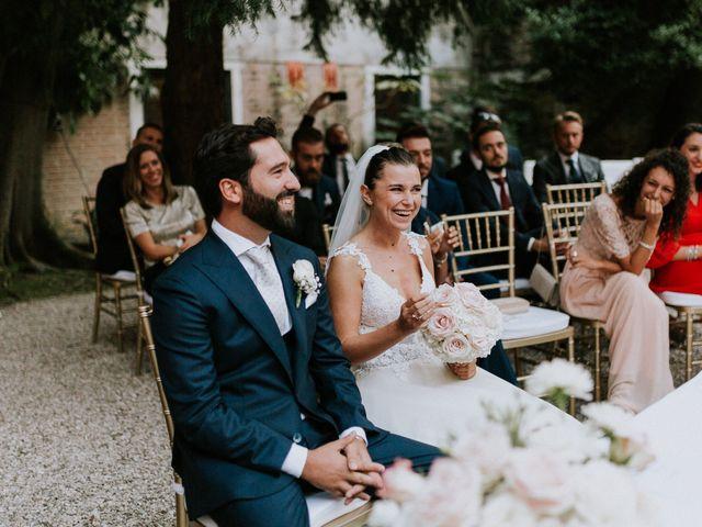 Il matrimonio di Enrico e Chiara a Venezia, Venezia 16