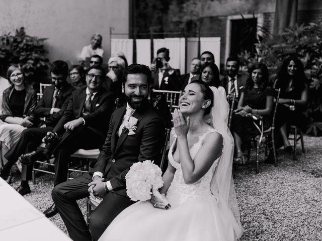 Il matrimonio di Enrico e Chiara a Venezia, Venezia 17