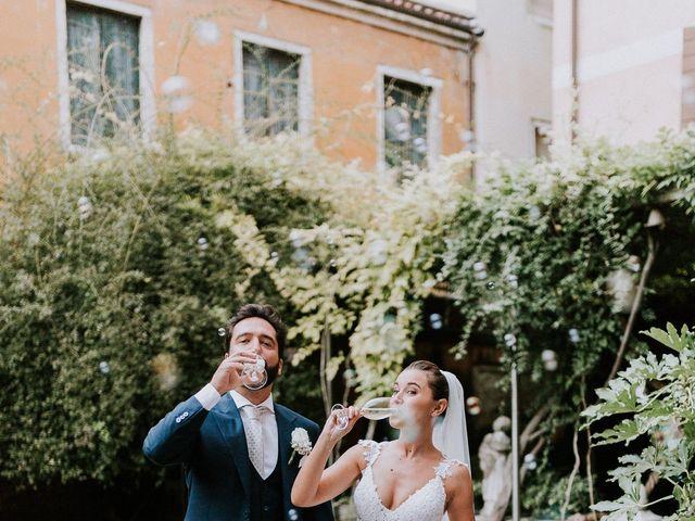 Il matrimonio di Enrico e Chiara a Venezia, Venezia 19