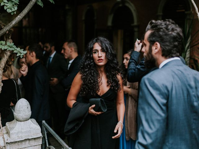 Il matrimonio di Enrico e Chiara a Venezia, Venezia 20