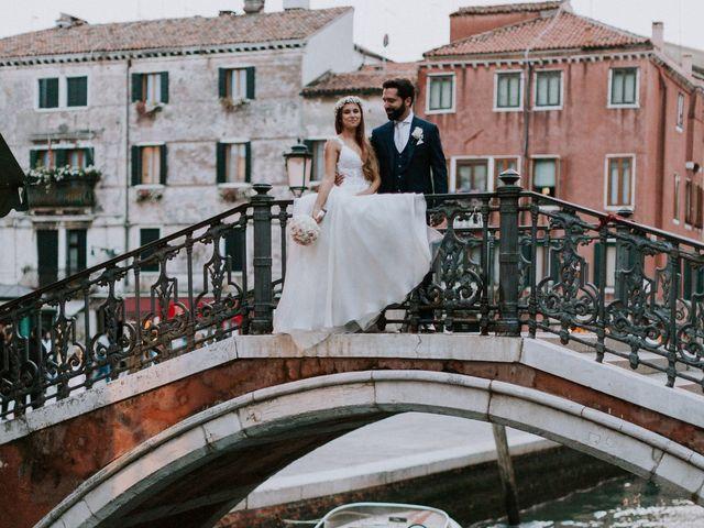 Il matrimonio di Enrico e Chiara a Venezia, Venezia 23