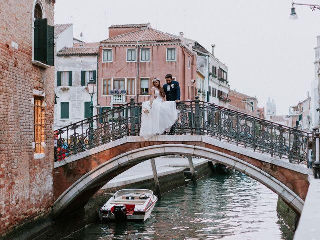 Il matrimonio di Enrico e Chiara a Venezia, Venezia 2