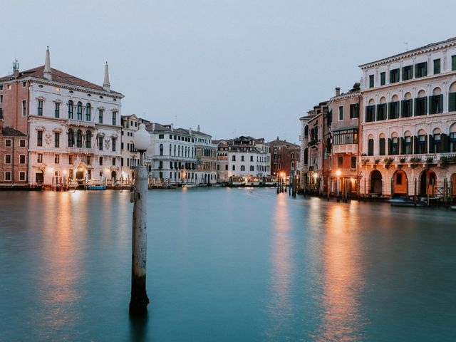 Il matrimonio di Enrico e Chiara a Venezia, Venezia 24