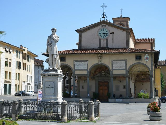 Il matrimonio di Leandro e Albana a Monsummano Terme, Pistoia 3
