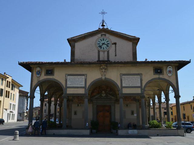 Il matrimonio di Leandro e Albana a Monsummano Terme, Pistoia 4