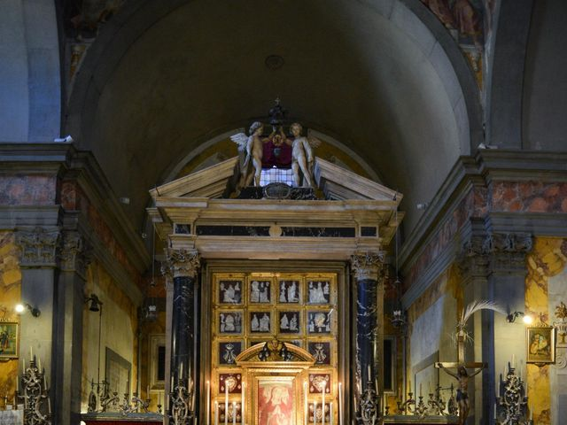 Il matrimonio di Leandro e Albana a Monsummano Terme, Pistoia 17