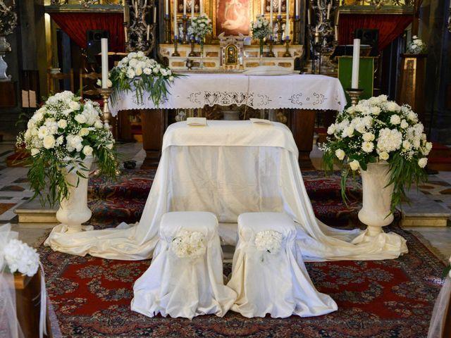 Il matrimonio di Leandro e Albana a Monsummano Terme, Pistoia 18