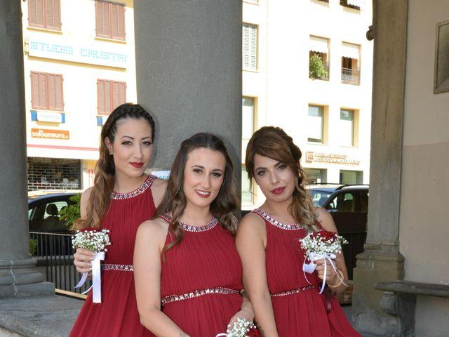 Il matrimonio di Leandro e Albana a Monsummano Terme, Pistoia 26