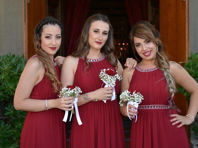 Il matrimonio di Leandro e Albana a Monsummano Terme, Pistoia 27