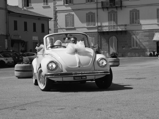 Il matrimonio di Leandro e Albana a Monsummano Terme, Pistoia 28