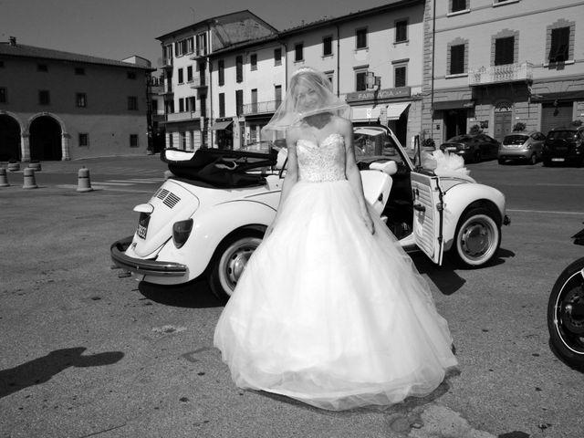 Il matrimonio di Leandro e Albana a Monsummano Terme, Pistoia 29