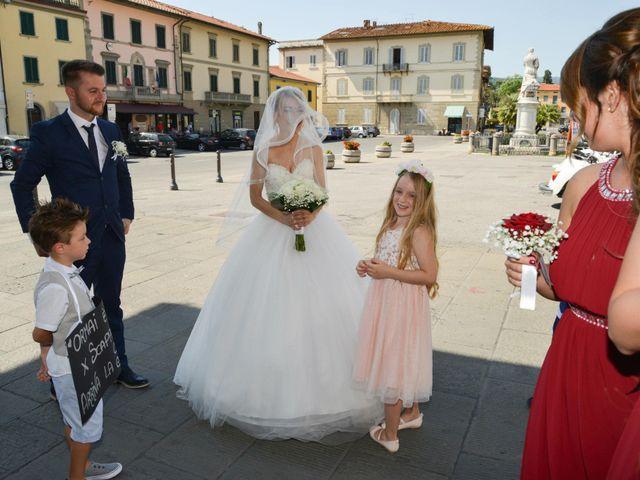 Il matrimonio di Leandro e Albana a Monsummano Terme, Pistoia 33