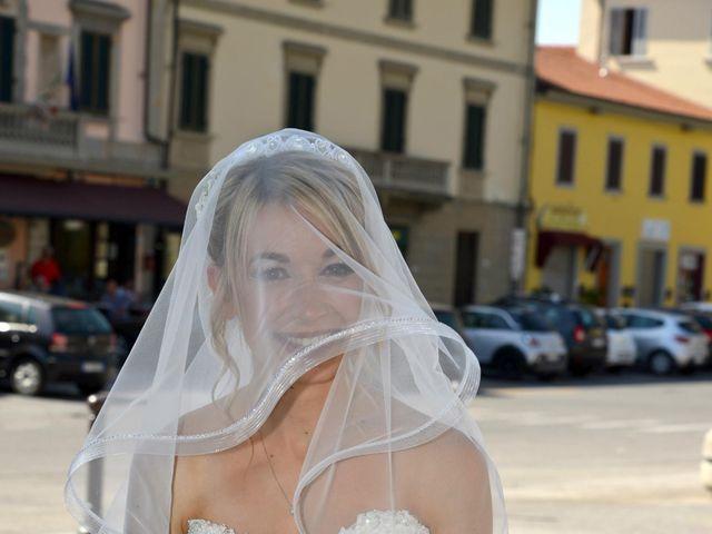 Il matrimonio di Leandro e Albana a Monsummano Terme, Pistoia 34