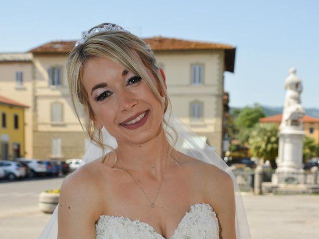 Il matrimonio di Leandro e Albana a Monsummano Terme, Pistoia 36