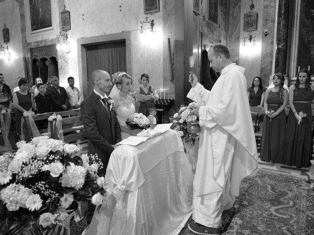 Il matrimonio di Leandro e Albana a Monsummano Terme, Pistoia 43