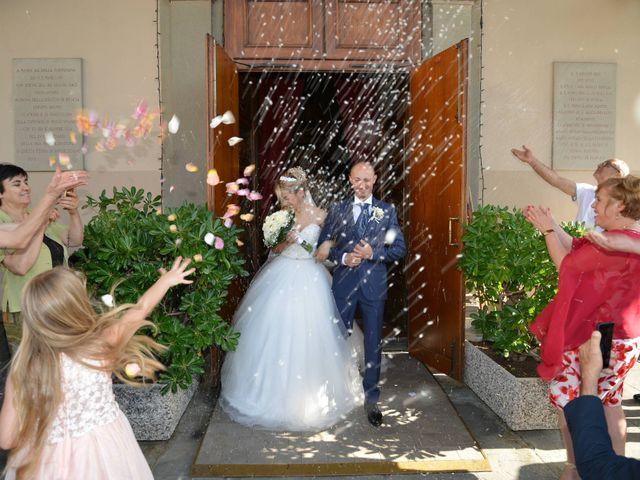 Il matrimonio di Leandro e Albana a Monsummano Terme, Pistoia 55