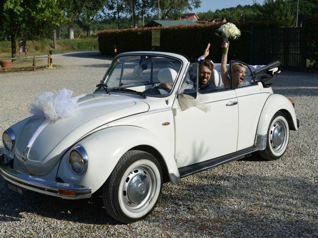 Il matrimonio di Leandro e Albana a Monsummano Terme, Pistoia 58