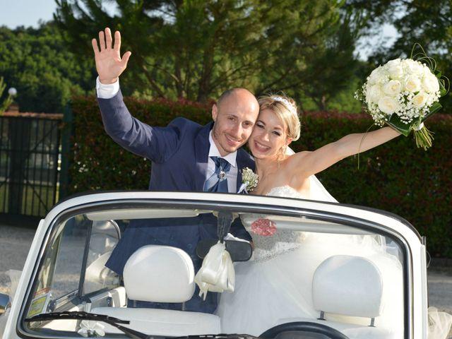 Il matrimonio di Leandro e Albana a Monsummano Terme, Pistoia 59