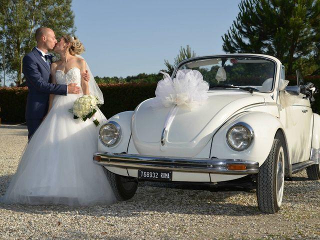 Il matrimonio di Leandro e Albana a Monsummano Terme, Pistoia 61