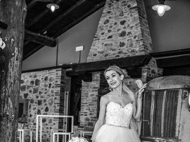 Il matrimonio di Leandro e Albana a Monsummano Terme, Pistoia 63