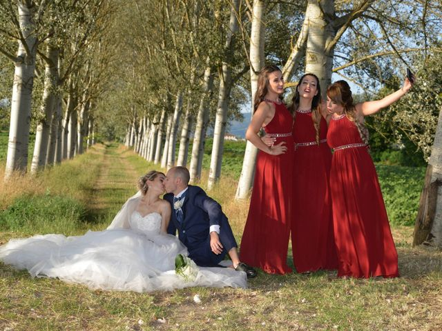Il matrimonio di Leandro e Albana a Monsummano Terme, Pistoia 2