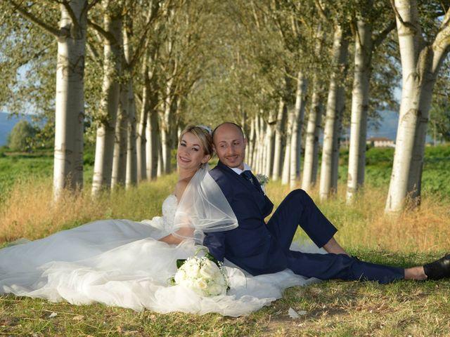 Il matrimonio di Leandro e Albana a Monsummano Terme, Pistoia 76