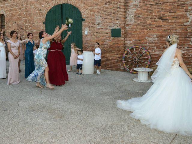Il matrimonio di Leandro e Albana a Monsummano Terme, Pistoia 83