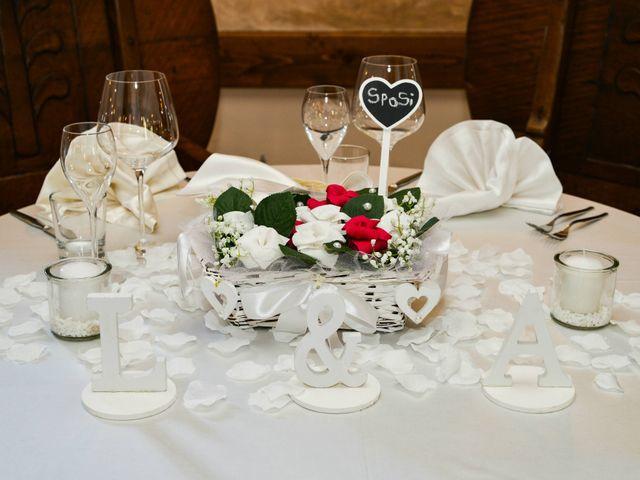 Il matrimonio di Leandro e Albana a Monsummano Terme, Pistoia 90