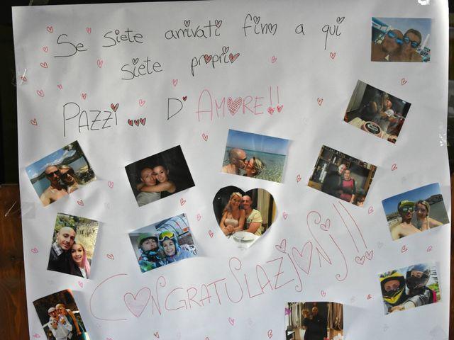 Il matrimonio di Leandro e Albana a Monsummano Terme, Pistoia 96