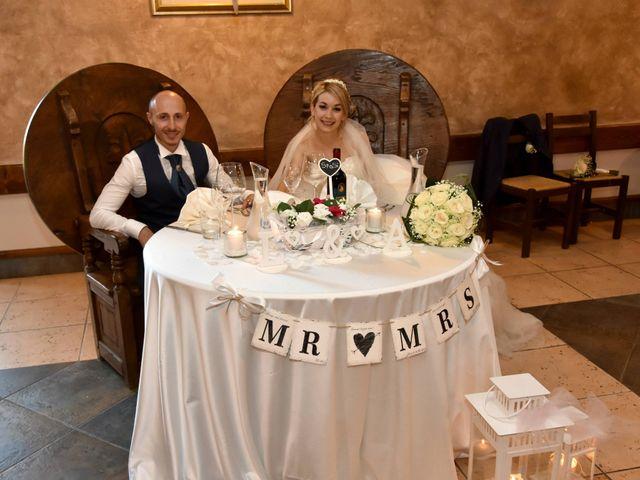 Il matrimonio di Leandro e Albana a Monsummano Terme, Pistoia 98