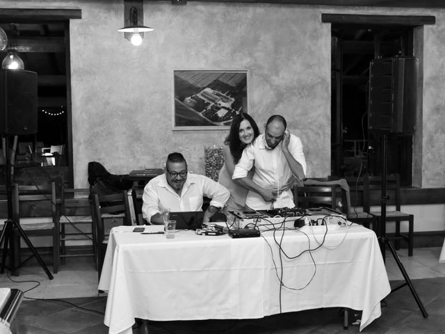 Il matrimonio di Leandro e Albana a Monsummano Terme, Pistoia 107