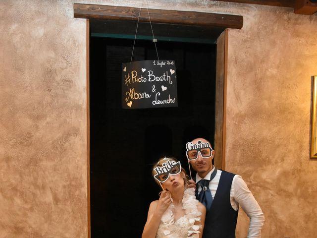 Il matrimonio di Leandro e Albana a Monsummano Terme, Pistoia 108