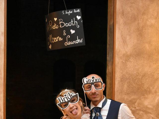 Il matrimonio di Leandro e Albana a Monsummano Terme, Pistoia 109
