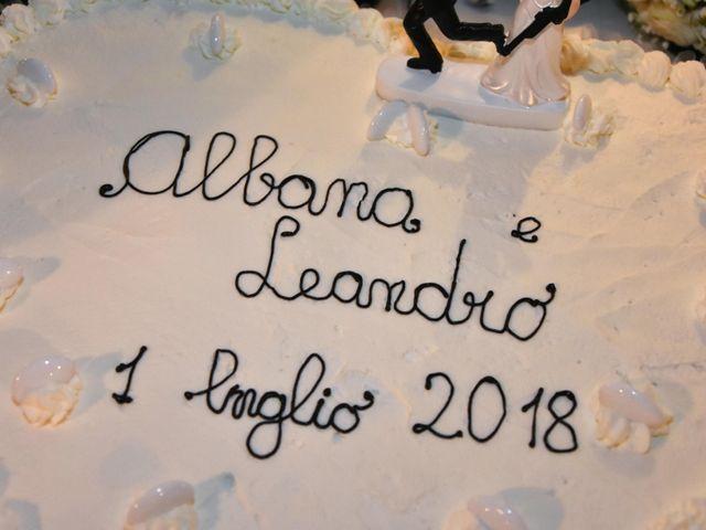 Il matrimonio di Leandro e Albana a Monsummano Terme, Pistoia 111